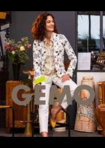 Prospectus Gemo : Chemises & Blouses