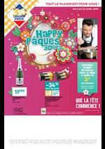 Prospectus Leader Price : Happy Pâques 30 ans