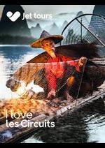 Prospectus Thomas Cook : I love les circuits