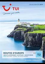 Promos et remises  : Routes d'Europe