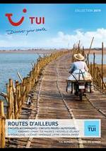Prospectus Nouvelles frontières : Routes d'ailleurs