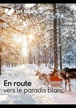 Prospectus Jet Tours : spéciale destinations nordiques - Hiver 2019/2020