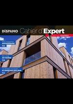 Prospectus Dispano : Cahier d'Expert - Spécial Façades 2019