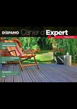 Promos et remises  : Cahier d'Expert - Spécial Terrasses 2019