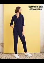 Prospectus Comptoir des cotonniers : Collection Robes & Jupes
