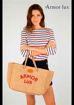 Prospectus Armor Lux : Collection Héritage / Femme