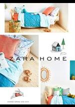 Prospectus ZARA HOME : Summer spring kids 2019