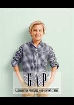 Prospectus Gap : La Collection Printemps 2019 / Enfants et Bébé