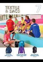 Promos et remises  : Le textile et les sacs