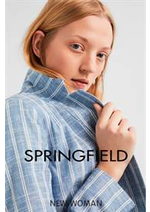 Prospectus Springfield : New Collection Woman