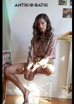 Prospectus Antik Batik : Collection Femme