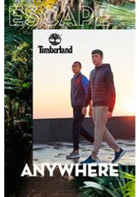 Prospectus Timberland Bruxelles : Escape Anywhere