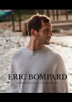 Prospectus Eric Bompard : Courants Marins Homme
