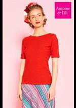 Prospectus Antoine et Lili : T-Shirts Femme