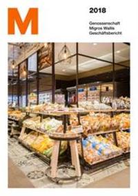 Prospectus Migros Supermarché : Geschäftsbericht 2018