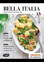 Prospectus Migros Supermarché : Bella Italia