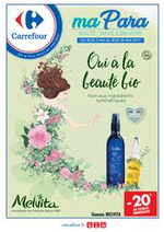 Prospectus Carrefour : parapharmacie mai