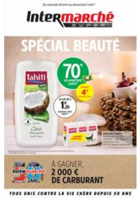 Prospectus Intermarché Super Bondy : SPÉCIAL BEAUTÉ