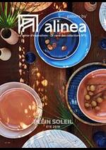 Prospectus Alinéa : Été 2019
