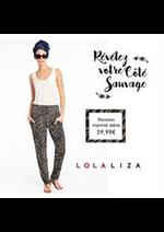 Promos et remises  : Glamour et de details ethniques Lola