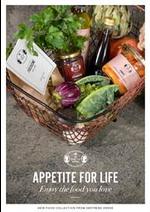 Prospectus Søstrene Grene : New Food Collection