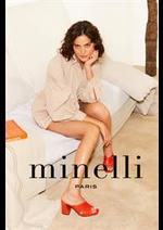 Catalogues et collections Minelli : Nouvelle Collection