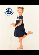 Prospectus Petit Bateau : Nouveautés / Fille