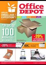 Prospectus  : Special emballages et expéditions !