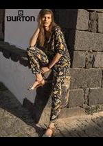 Prospectus Burton : Pantalons & Jeans Femme