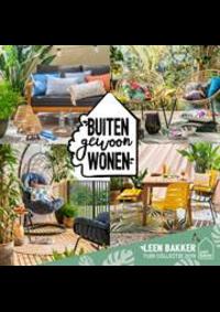 Prospectus Leen Bakker : Inspiratiemagazine Tuin