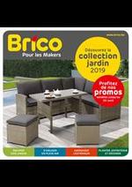 Prospectus Brico : Le catalogue jardin