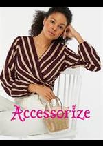 Prospectus Accessorize : Accessoires Femme