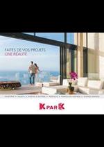 Promos et remises  : Catalogue K par K 2019