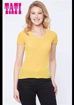 Prospectus Tati : T- Shirts & Tops Femme