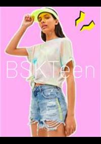 Prospectus Bershka Bruxelles - Rue Neuve  : BSK Teen