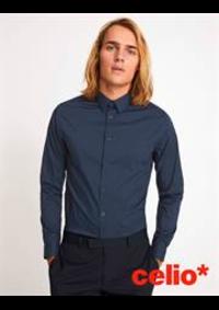 Prospectus celio ARCUEIL : Collection Chemises