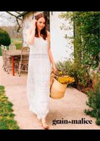 Prospectus Grain de Malice Bry-sur-Marne : Collection Robes