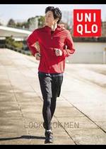 Prospectus Uniqlo : Lookbook Men