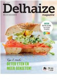 Prospectus Supermarché Delhaize Braine-l'Alleud : Delhaize Magazine Mix&Match