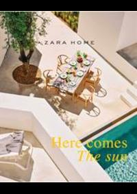 Prospectus ZARA HOME LEVALLOIS-PERRET : Here comes the sun