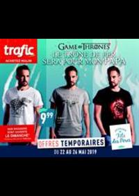Prospectus Trafic Anderlecht : Offres temporaires