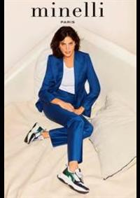 Prospectus Minelli Le Chesnay : Nouvelle Mode