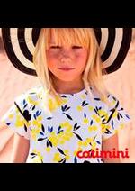 Prospectus Catimini : Nouveautes Fille