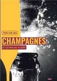Prospectus NICOLAS DELAMBRE : Champagnes