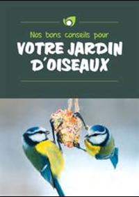 Guides et conseils Point Vert AYDOILLES : Guide les oiseaux de jardin