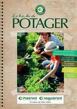 Prospectus Point Vert : Guide le b.a.ba du potager