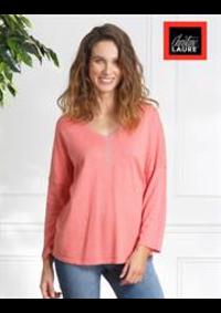 Prospectus Christine Laure CESSON : Pulls & Gilets Femme