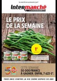 Prospectus Intermarché Contact SELONCOURT : LE PRIX DE LA SEMAINE