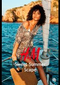 Prospectus H&M Aulnay Sous Bois : Sweet summer scape