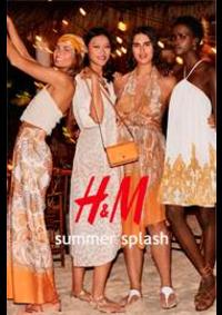 Prospectus H&M Paris 120 rue de Rivoli : Summer splash